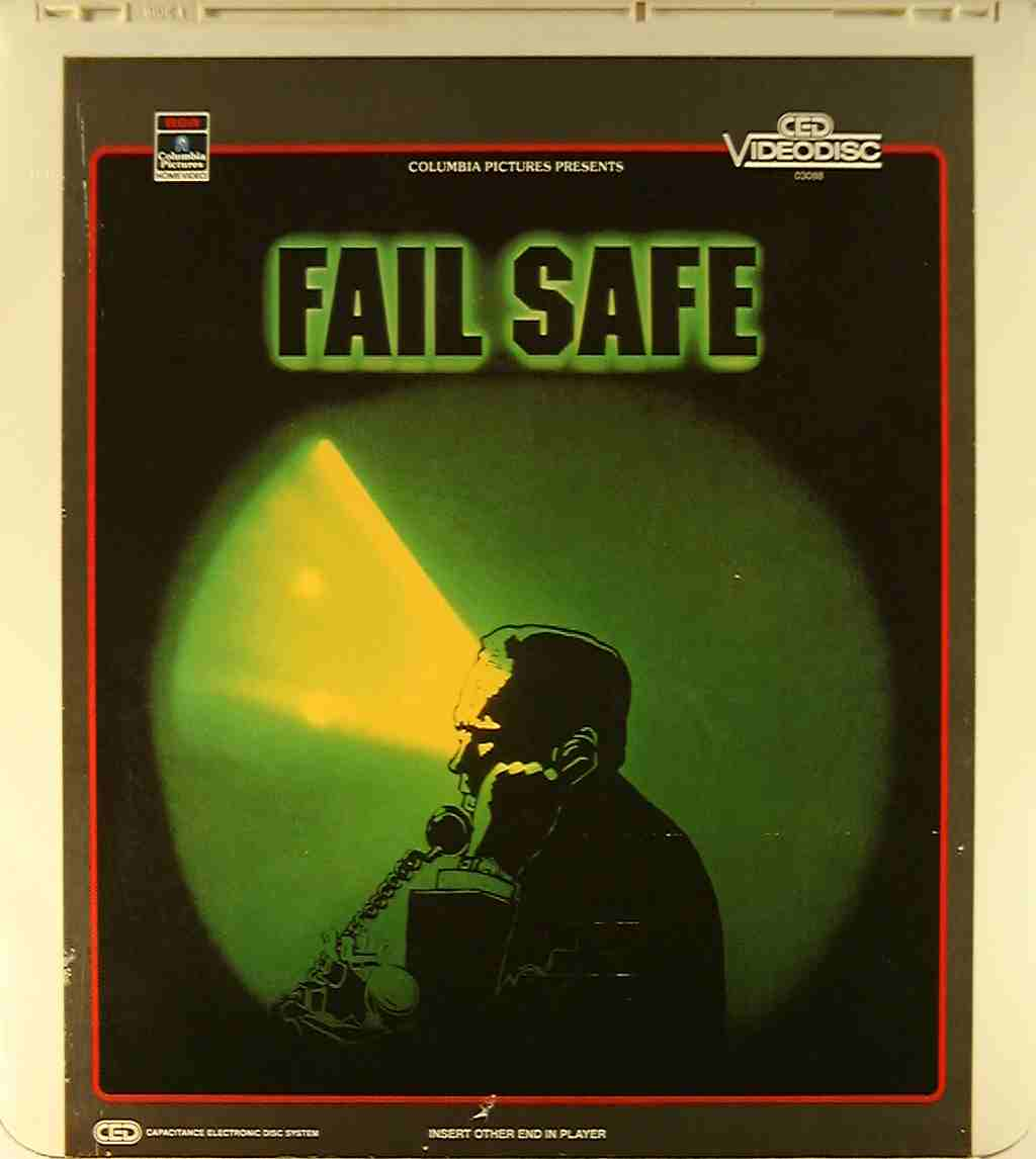 Fail Safe 76476030889 R Side 1 Ced Title Blu Ray