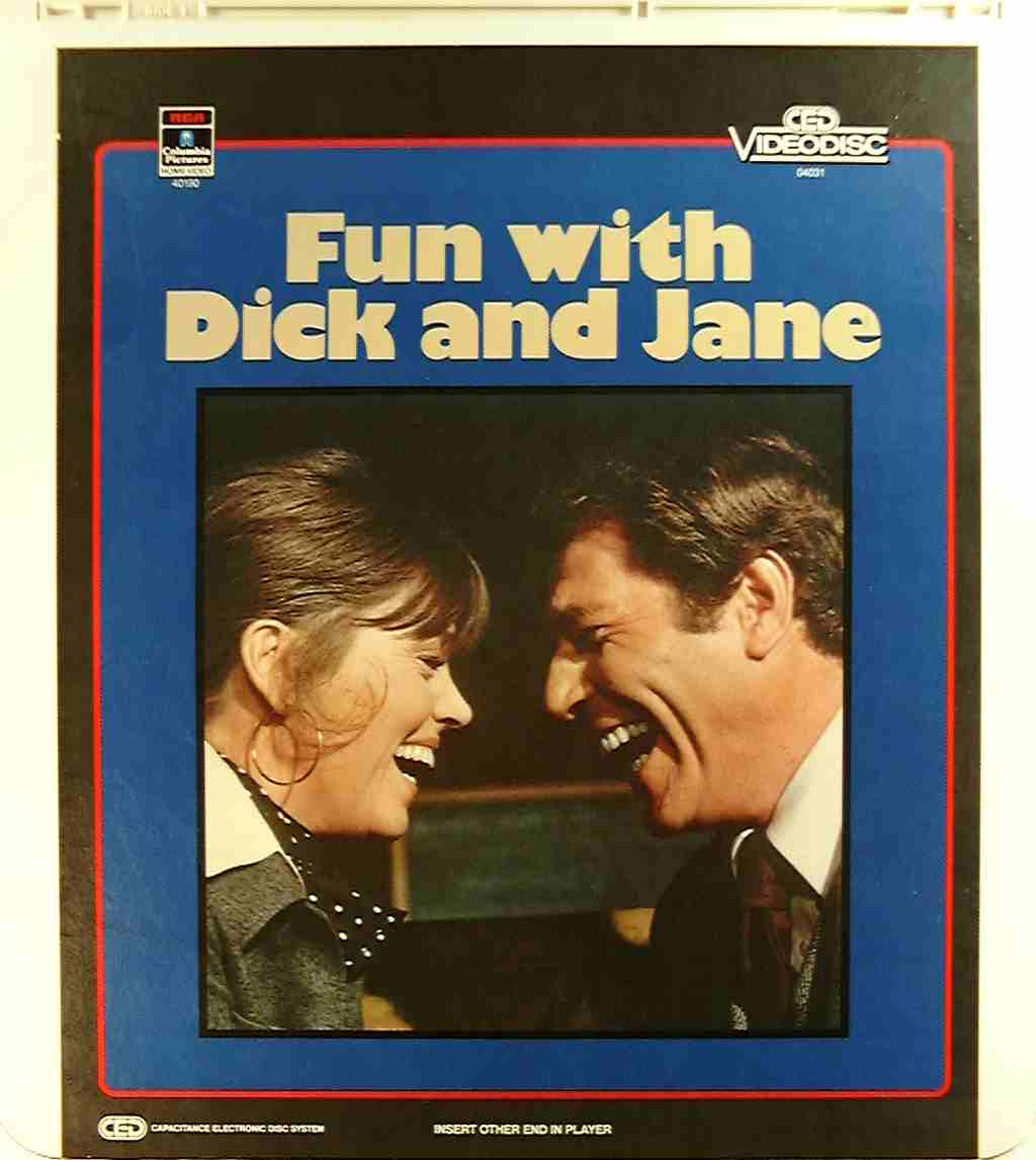 Watch Fun with Dick and Jane Full Movie - Video